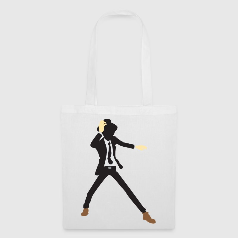 Disco Dancer Silhouette (dd)++2012 Bags  - Tote Bag