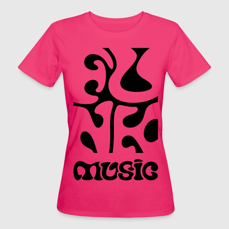 Funk Music - Soul Disco Jazz R&B  T-Shirts - Women's Organic T-shirt