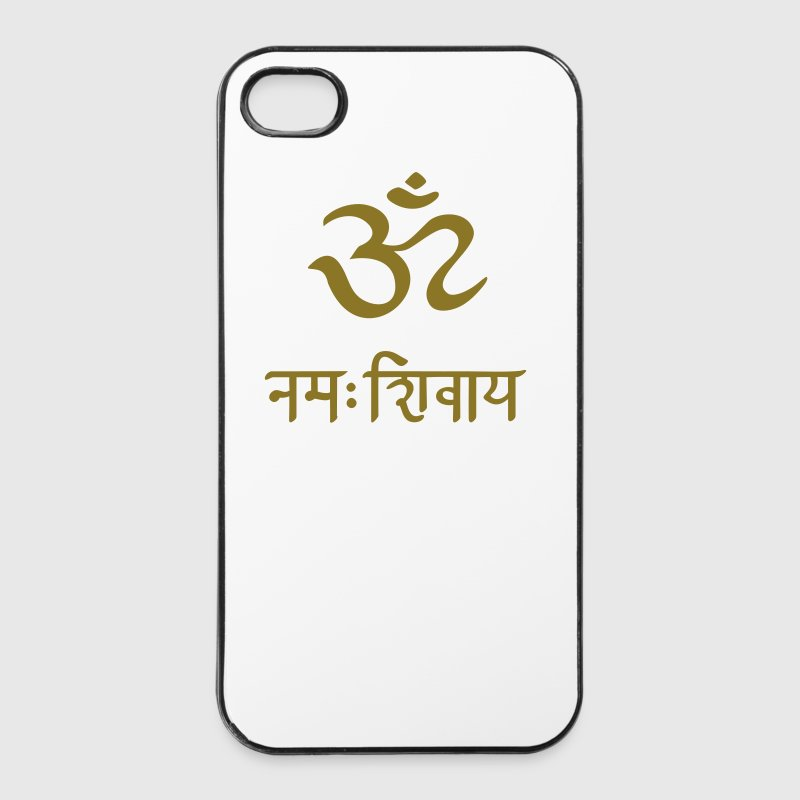 Om Namah Shivaya Sanskrit Symbol OM Other - iPhone 4/4s Hard Case