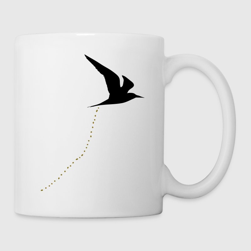 Shit Bird Bird Bird shit crap shit 2 c. Bottles & Mugs - Mug