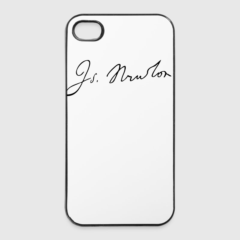 Isaac Newton Altro - Custodia rigida per iPhone 4/4s
