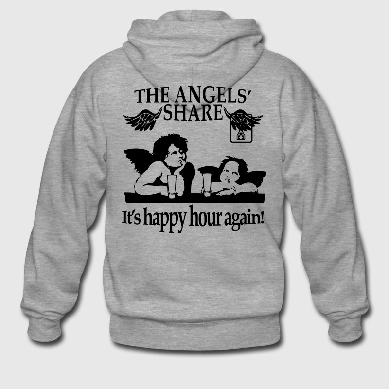 The Angels Share Sweat-shirts - Veste à capuche Premium Homme