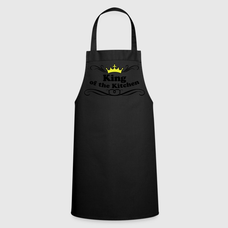 King of the Kitchen Delantales - Delantal de cocina