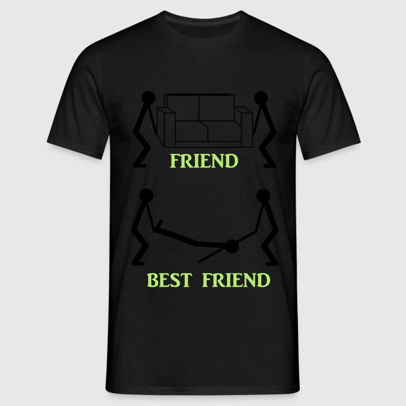Best Friend Tee shirts - T-shirt Homme