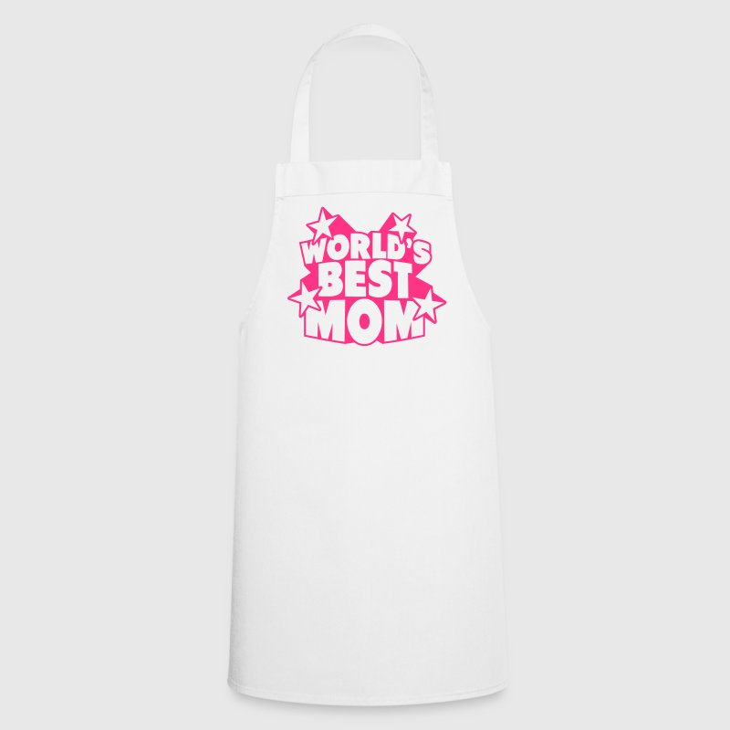 World's best Mom  Aprons - Cooking Apron