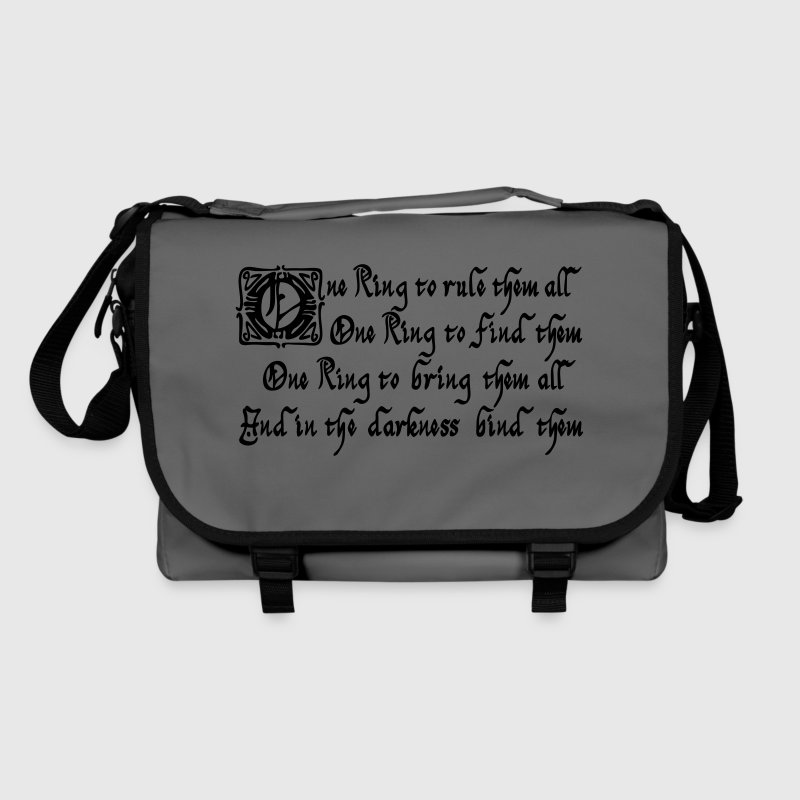 One Ring to rule them all Bags  - Shoulder Bag