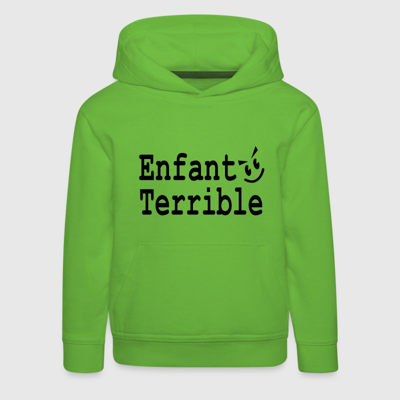 enfant terrible Sweats - Pull à capuche Premium Enfant