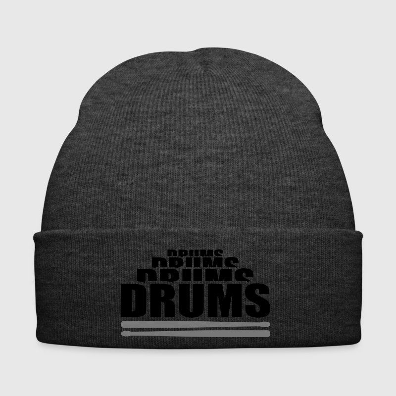 Drums drummer. Musicians.. Caps & Hats - Winter Hat