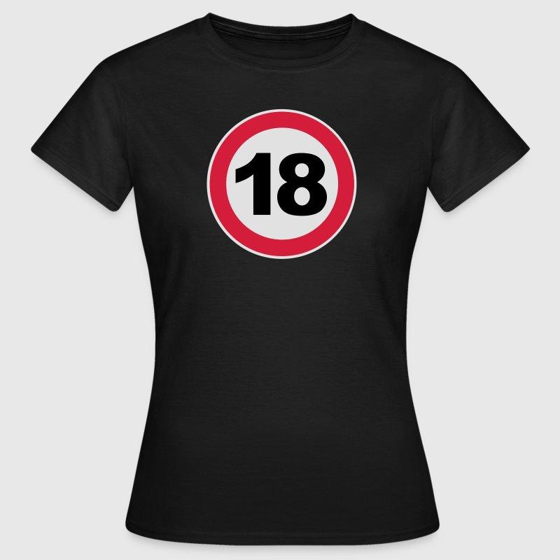 18Th Birthday 18 Birthdayshirt 3 C. T-Shirt