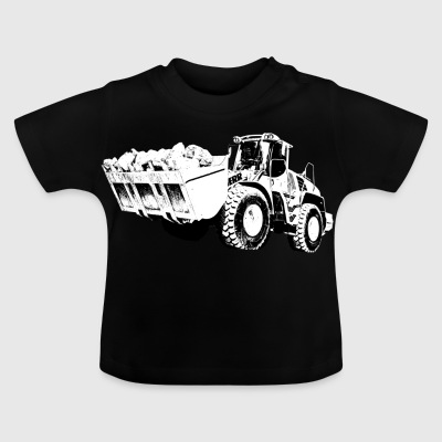 wheel loader - Baby T-Shirt