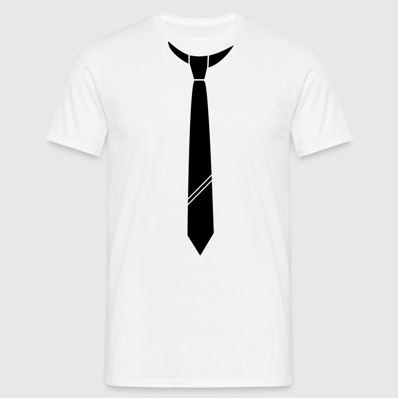 The Loose Classic Tie - Men's T-Shirt
