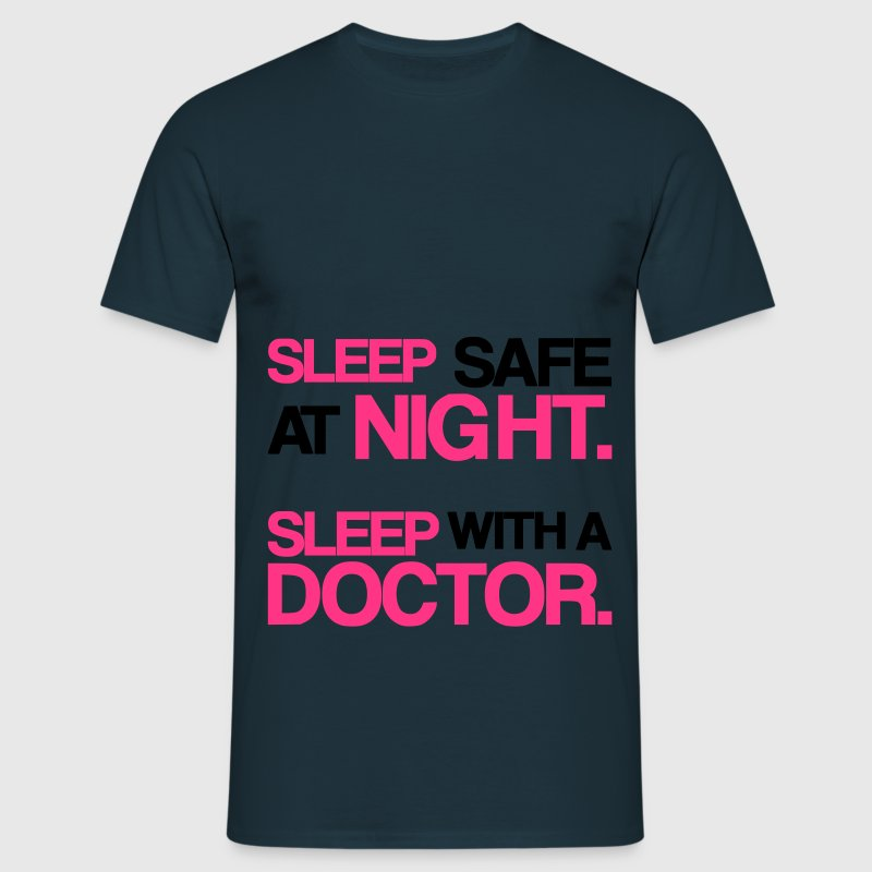 Sleep With A Doctor - T-shirt Homme