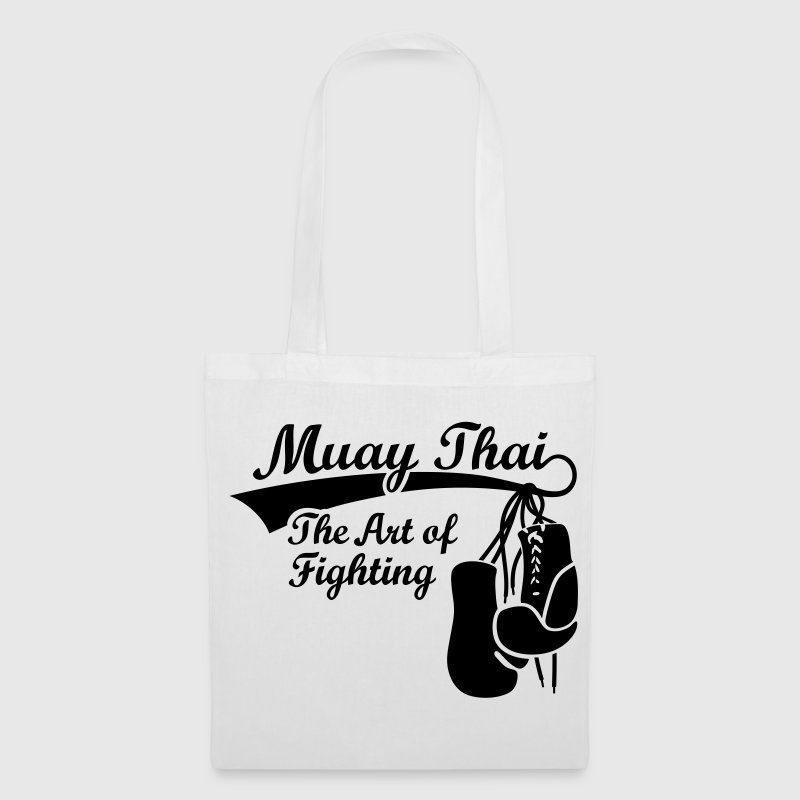 Muay Thai - The Art of Fighting Bolsas - Bolsa de tela