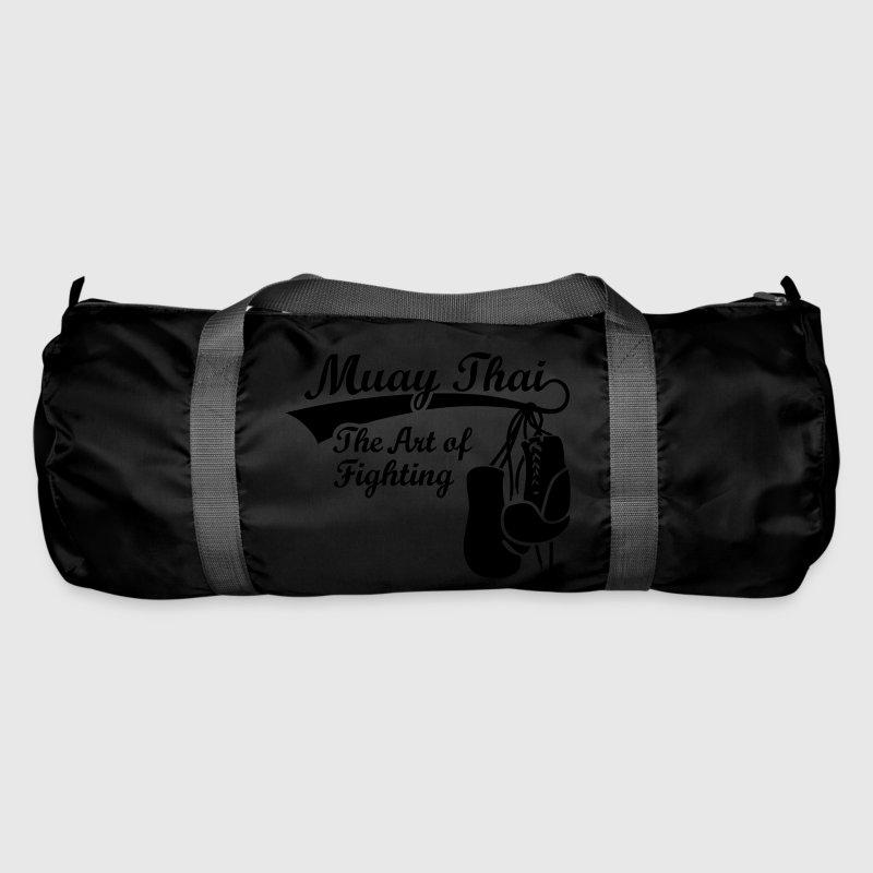 Muay Thai - The Art of Fighting Bags  - Duffel Bag
