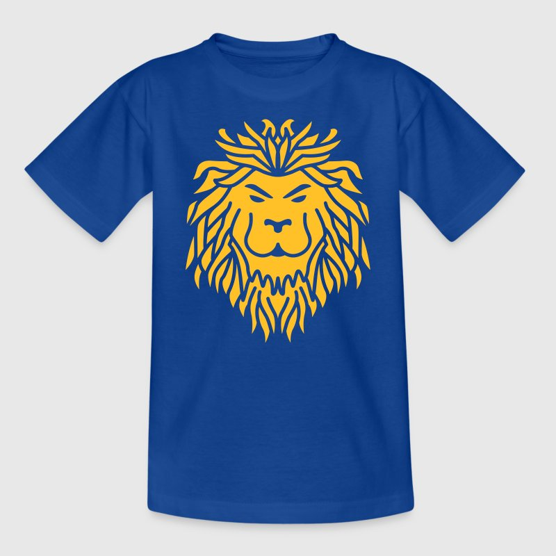 Lion - Tribal Shirts - Kinderen T-shirt