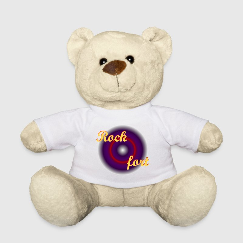 Peluche Rock fort - Nounours