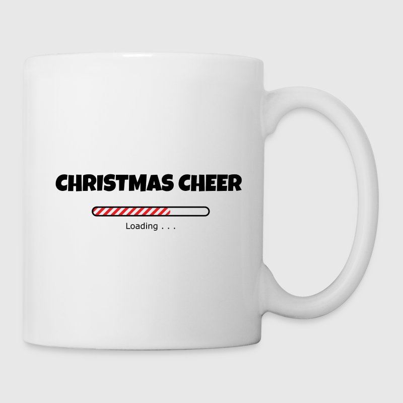 Christmas Cheer Loading Bottles & Mugs - Mug