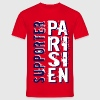Supporter Parisien Tee shirts - T-shirt Homme