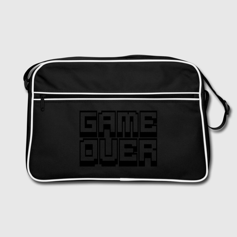 game over Bags  - Retro Bag