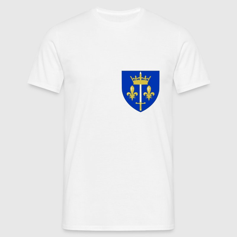 royaliste royalist Tee shirts - T-shirt Homme