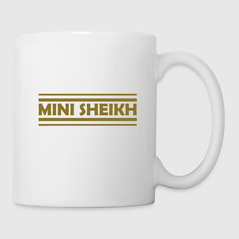 Mini Sheikh. smaller Sheikh Bottles & Mugs - Mug