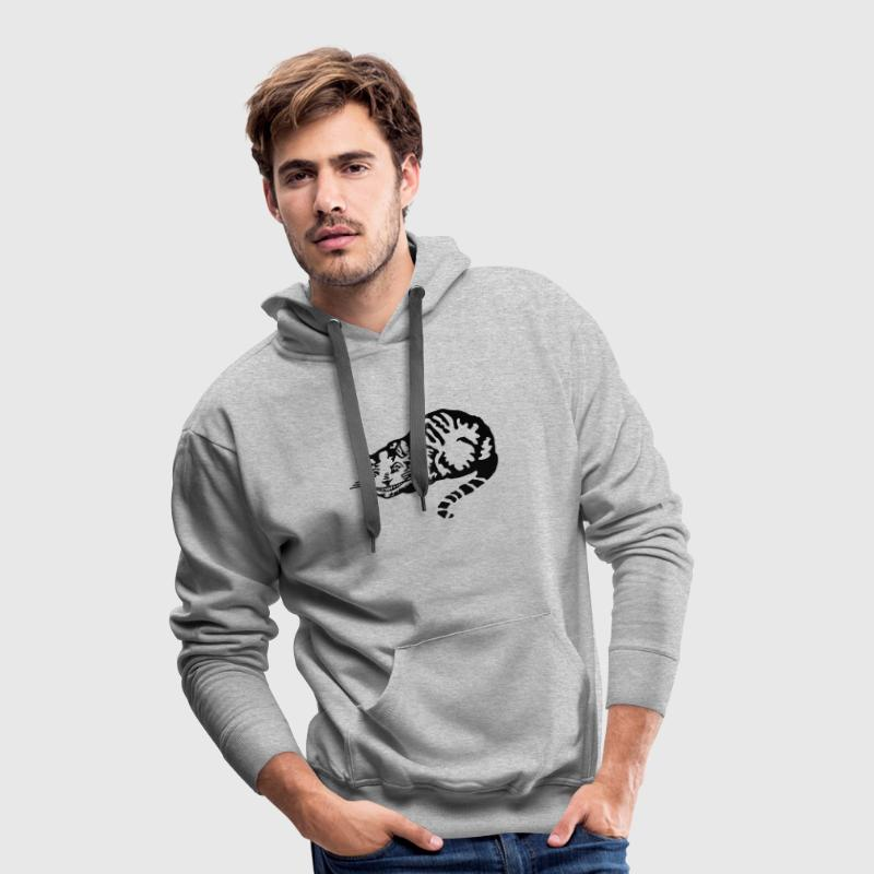 Cheshire cat Hoodies & Sweatshirts - Men's Premium Hoodie