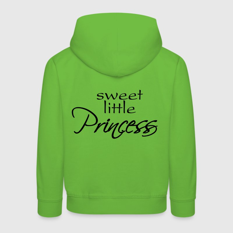 sweet little princess Pullover & Hoodies - Kinder Premium Hoodie