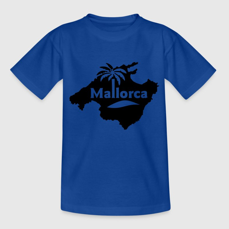 Kinder T-Shirt Mallorca - Kinder T-Shirt