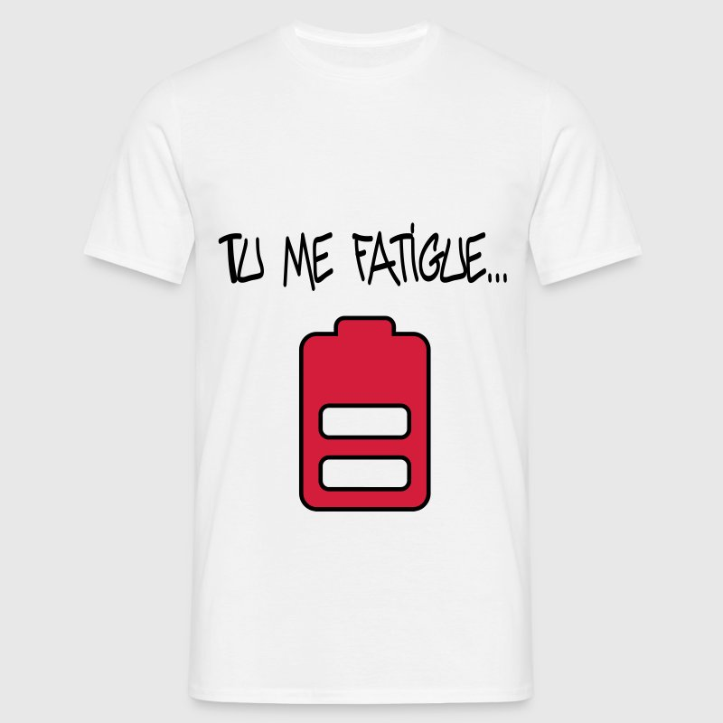 fatigue Tee shirts - T-shirt Homme