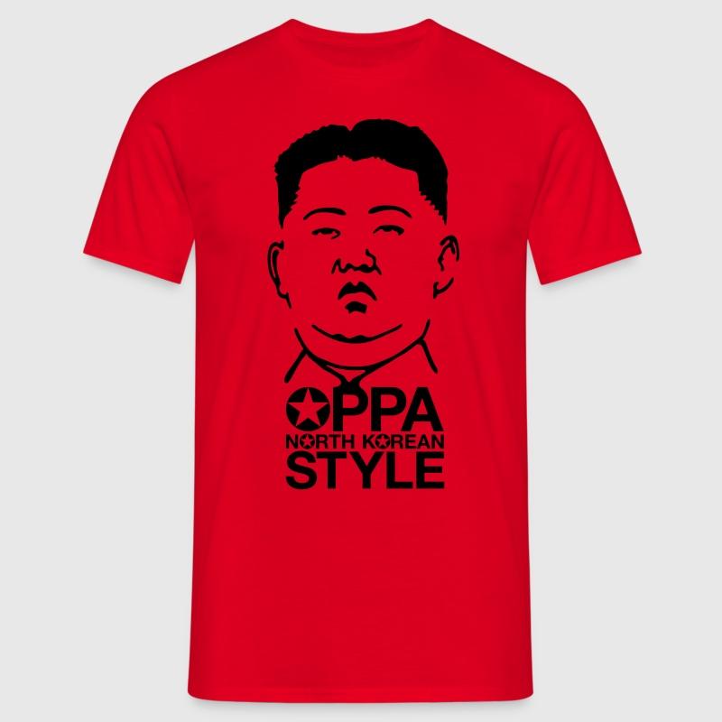 Kim Jong Un - Style T-Shirt   Spreadshirt
