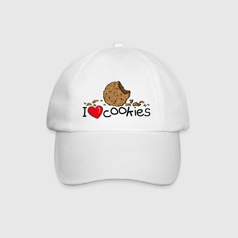 I love cookies Caps & Hats - Baseball Cap