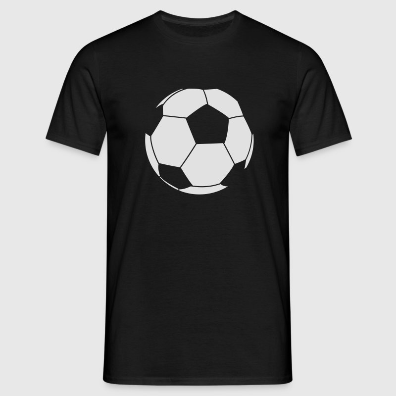 Football Outline  T-Shirts - Men's T-Shirt