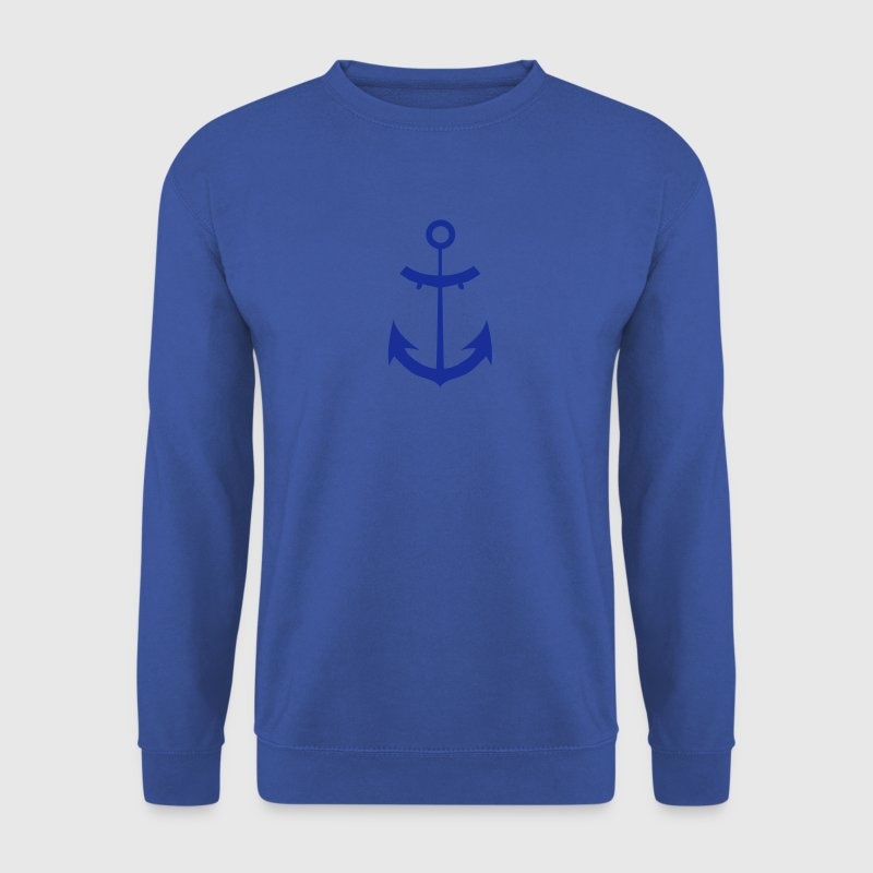 ancre marine de bateau anchor  Sweat-shirts - Sweat-shirt Homme