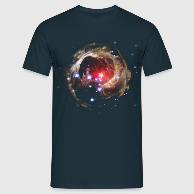 Space - Supergiant Star V838 Mon T-shirts - T-shirt herr