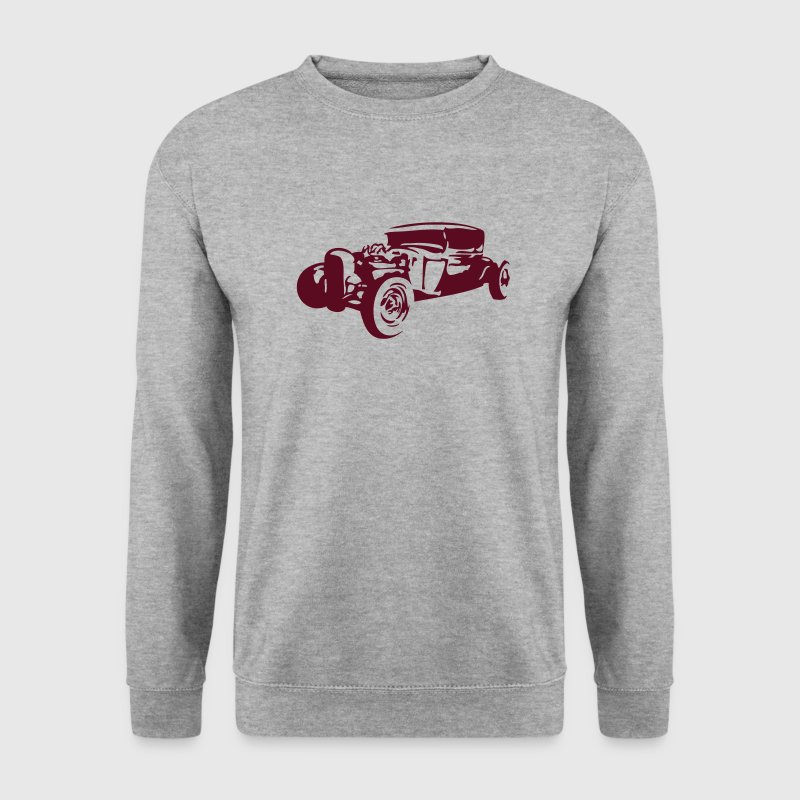 voiture car automobile vintage ancienne Sweat-shirts - Sweat-shirt Homme