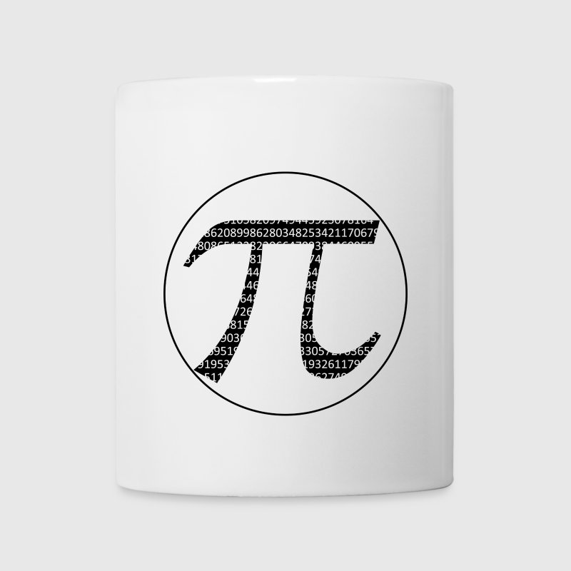PI (SIGN) Bottles & Mugs - Mug