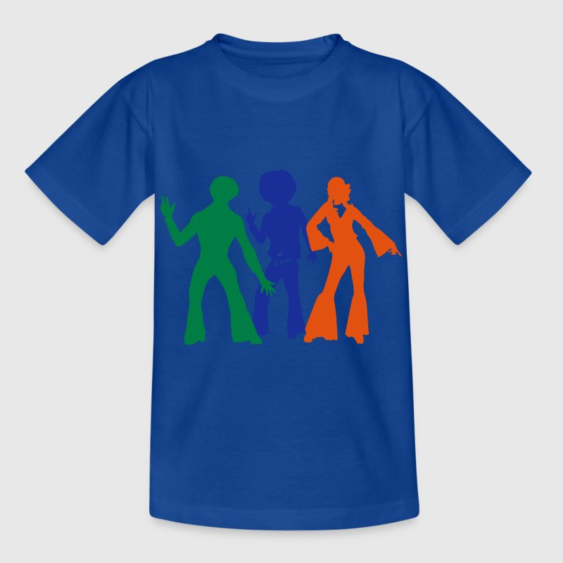annee 70 years19 seventies disco peace Tee shirts - T-shirt Enfant
