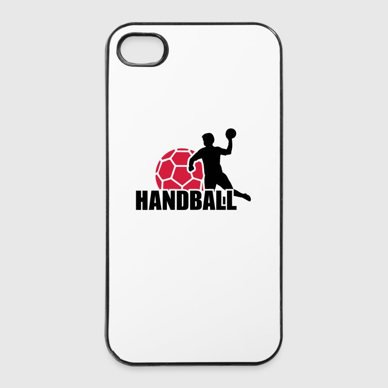 Håndball  - iPhone 4/4s hard case