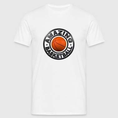 Amazing Basketball Nounours - T-shirt Homme