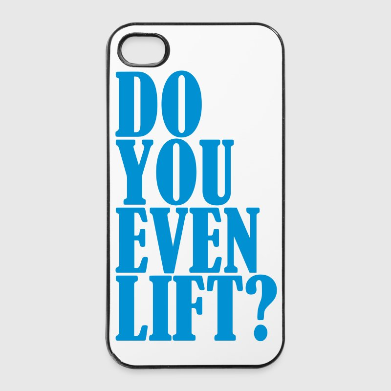 Do You Even Lift, Gym, Motivation, No Pain No Gain - iPhone 4/4s Hard Case