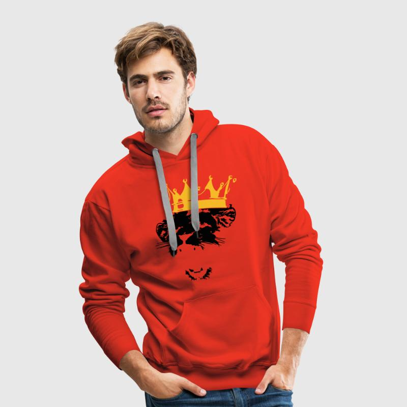 Le Roi Lion  Sweat-shirts - Sweat-shirt à capuche Premium pour hommes