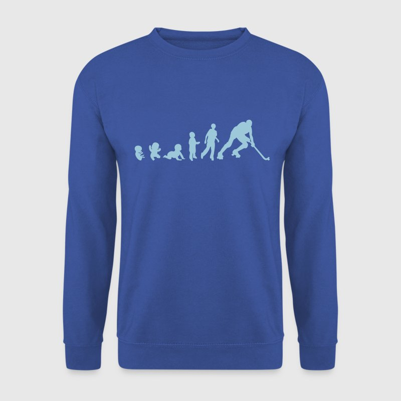 evolution rink hockey player1 bebe adult Sweat-shirts - Sweat-shirt Homme