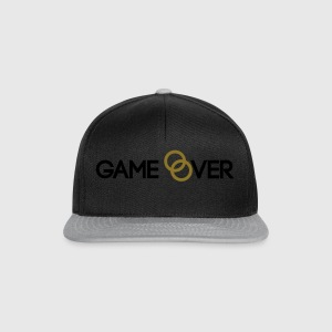 Game over Caps & Mützen - Snapback Cap