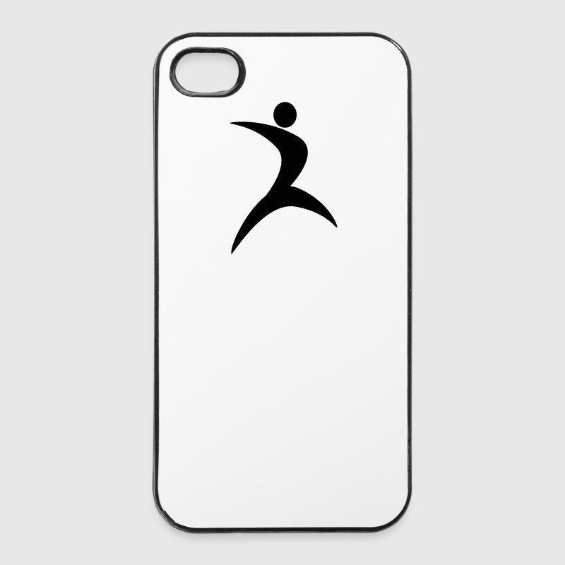Tänzerin Leichtathletik Turnen Showgirl 1c Sonstige - iPhone 4/4s Hard Case