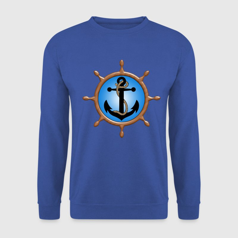 ancre marine 2 Sweat-shirts - Sweat-shirt Homme