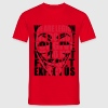 Anonymous Motto Shadow  T-Shirts - Männer T-Shirt