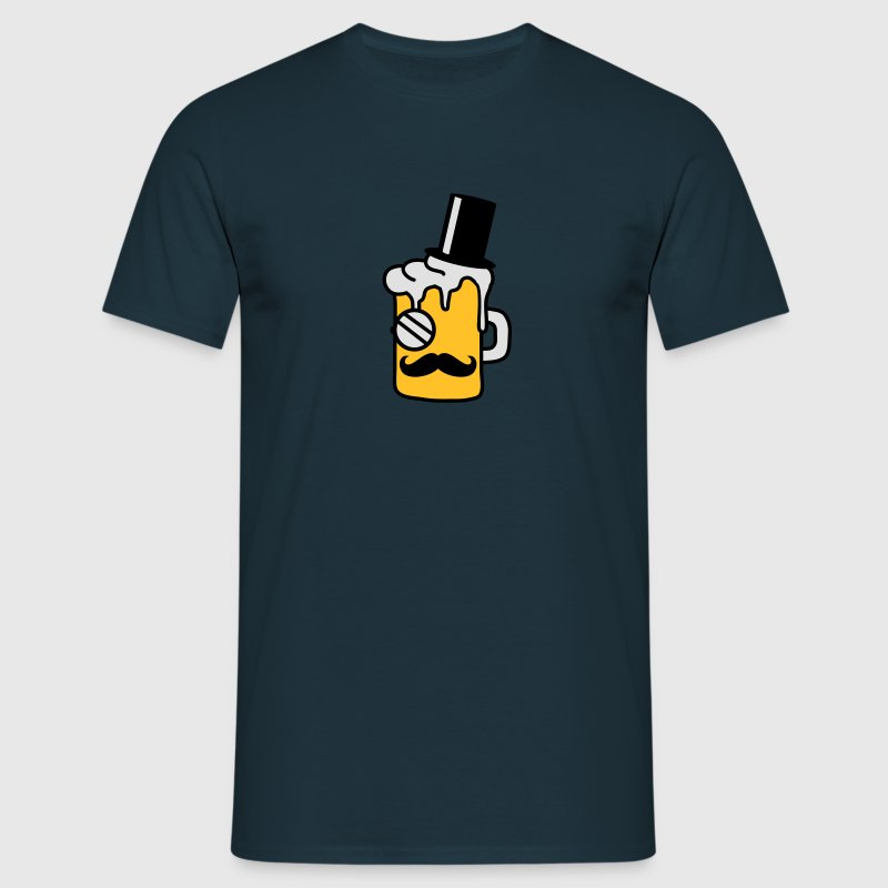 Sir Beer T-Shirts - Men's T-Shirt
