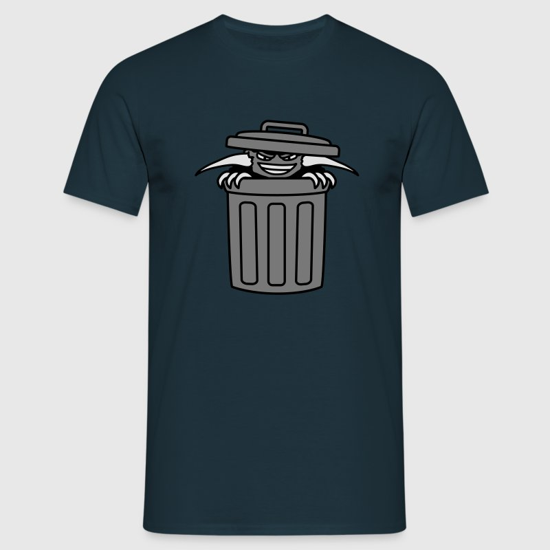 Garbage Monster Tee shirts - T-shirt Homme