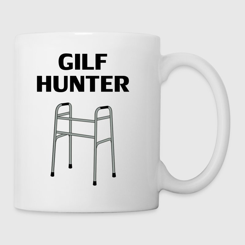 GILF Hunter - Tasse