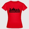 Skyline Hannover T-Shirts - Frauen T-Shirt